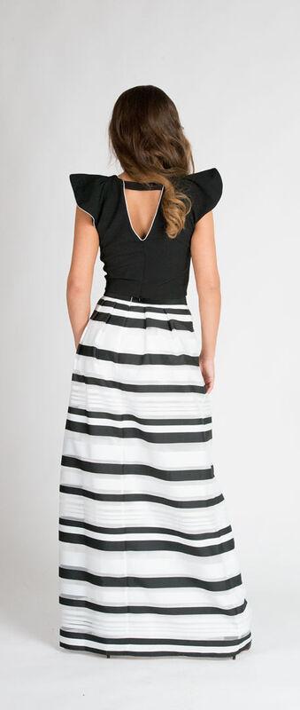 Вечернее платье Coast Топ и юбка 576 - фото 3