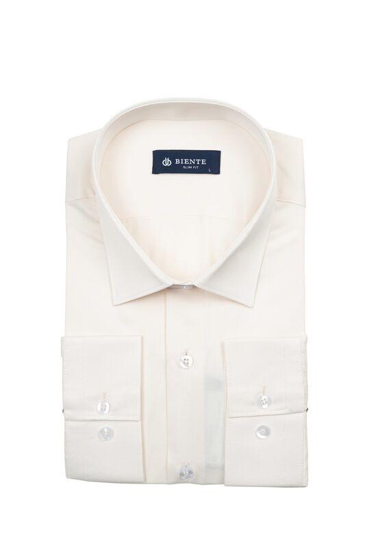 Кофта, рубашка, футболка мужская BIENTE Сорочка верхняя мужская BS325 - фото 1