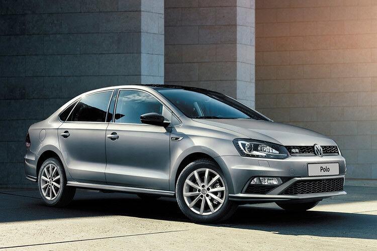 Прокат авто Volkswagen Polo 2019 AT - фото 1