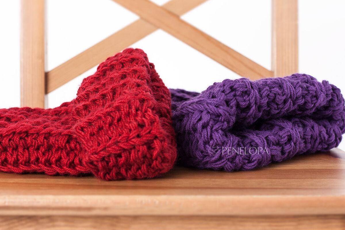Головной убор PENELOPA Рубиновая шапка M39 - фото 2