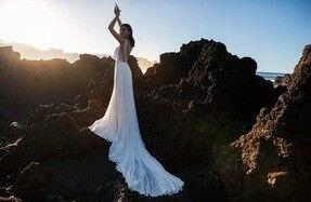 Свадебное платье напрокат Blammo-Biamo Свадебное платье Dream Ocean Iliv - фото 2