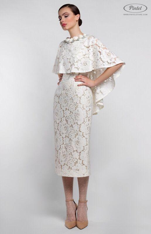 Платье женское Pintel™ Облегающее платье-футляр Bonfisa - фото 2