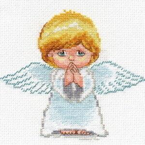 Товар для рукоделия Алиса Набор для вышивания «Мой ангел» - фото 1