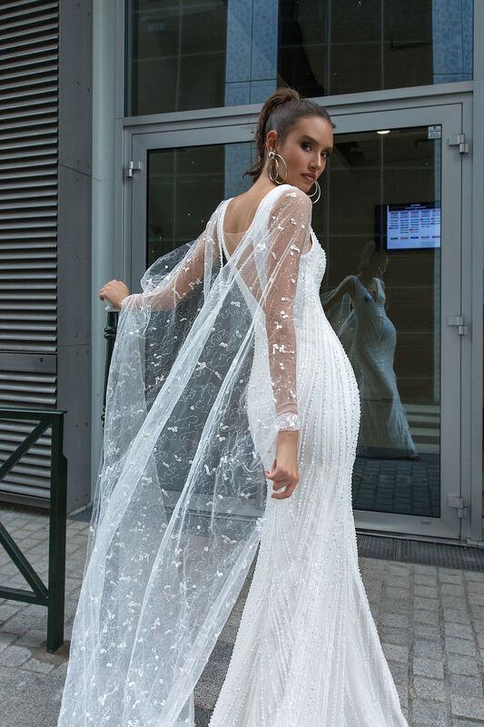 Свадебный салон Crystal Свадебное платье Sally - фото 2