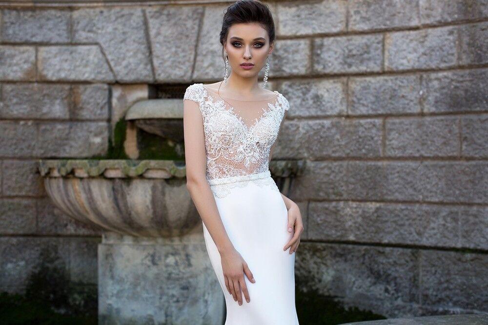 Свадебный салон Bonjour Свадебное платье «Katalea» из коллекции LA SENSUALITE 2017 - фото 3