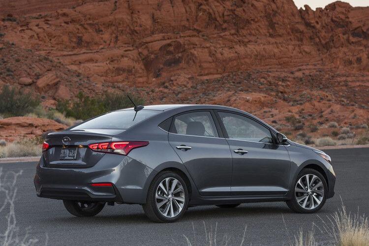 Прокат авто Hyundai Accent 2019 AT - фото 5