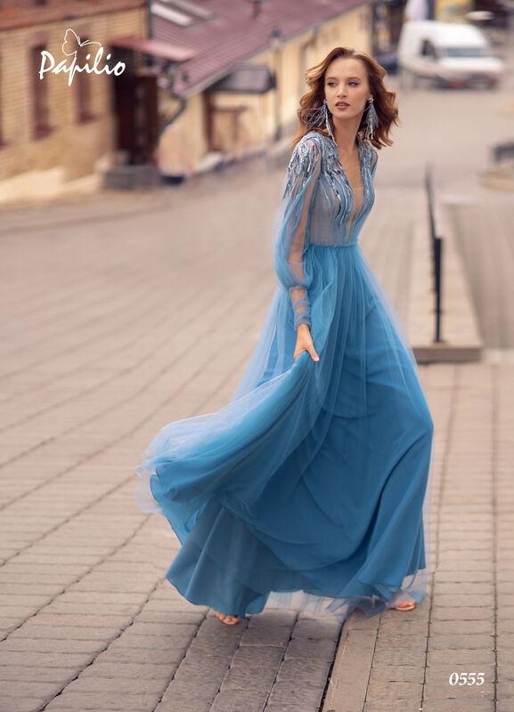 Вечернее платье Papilio Вечернее платье 0555 - фото 1