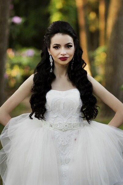 Свадебное платье напрокат ALIZA Платье свадебное «Karla» Diva Vivien - фото 3