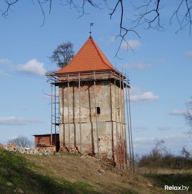 Достопримечательность Любчанский замок Фото - фото 1
