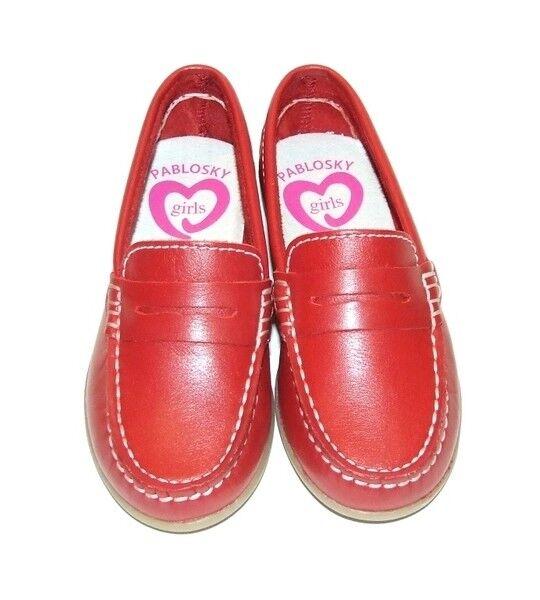 Обувь детская Pablosky Туфли для девочки 102960 - фото 1