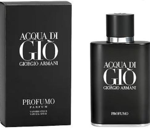 Парфюмерия Giorgio Armani Парфюмированная вода Acqua di Gio Profumo, 30 мл - фото 1