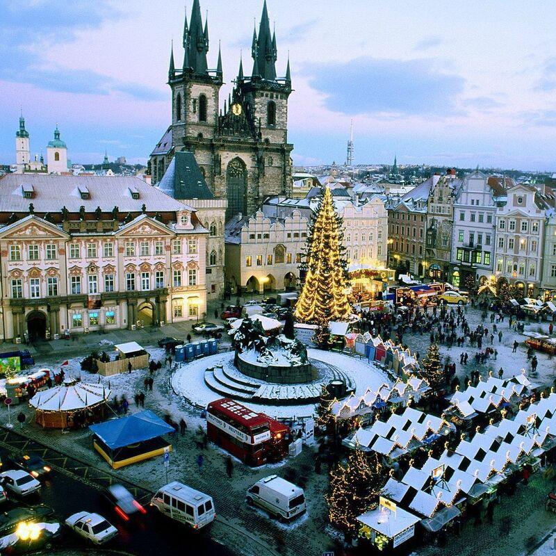 Туристическое агентство Элдиви Автобусный тур «Рождественский дуэт: Вена – Прага» - фото 5