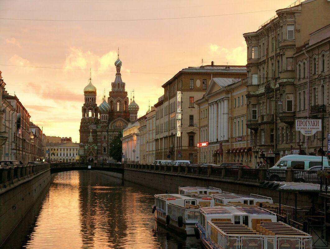 Туристическое агентство Золотой глобус Экскурсионный тур выходного дня в Питер - фото 5