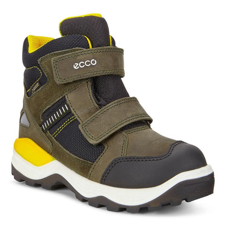 Обувь детская ECCO Ботинки детские SNOW MOUNTAIN 710242/50743 - фото 1