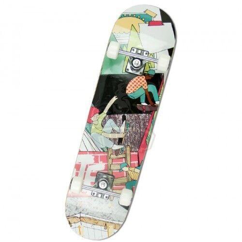 Скейтборд Maxcity Скейтборд Teen - фото 1