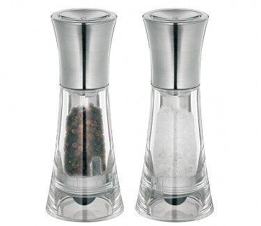 Подарок Küchenprofi Набор мельниц для соли и перца «New York» 13 см, 3044153800 - фото 1