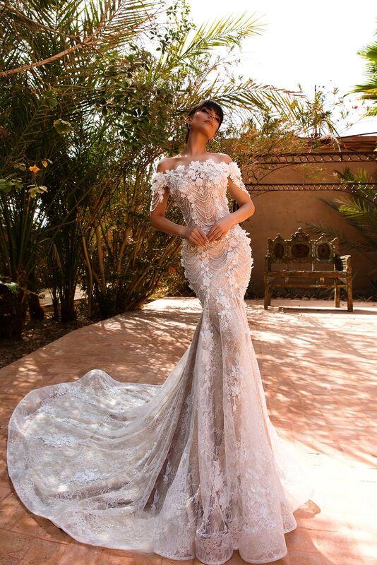 Свадебный салон Crystal Свадебное платье Grace - фото 1