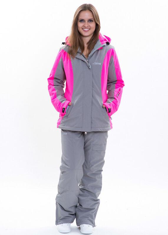 Верхняя одежда женская Free Flight Женская зимняя спортивная куртка модель №1426 - фото 4