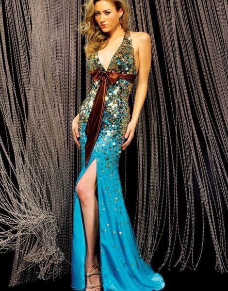 Вечернее платье Madison James Вечернее платье 5846 - фото 1