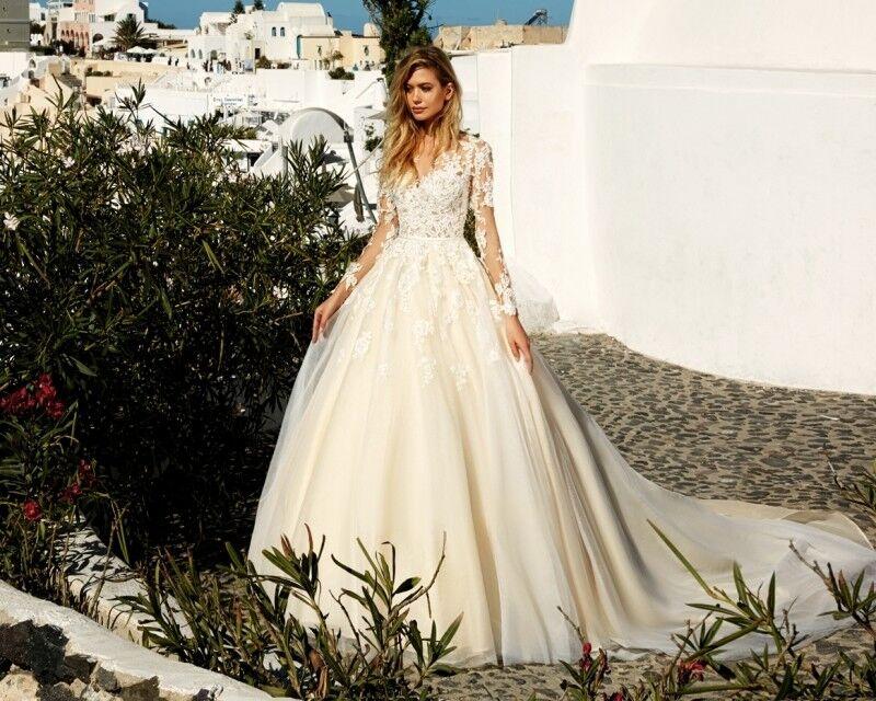 Свадебное платье напрокат Eva Lendel Платье свадебное Allen - фото 1