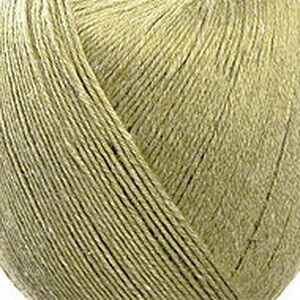 Товар для рукоделия Bergere De France Пряжа Coton Fifty 253.071 Herbage - фото 1