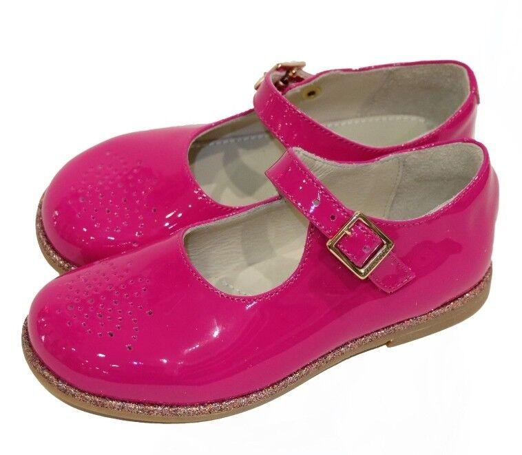 Обувь детская Zecchino d'Oro Туфли для девочки A11-1175 - фото 3