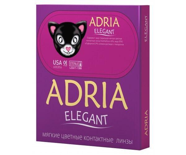 Линзы Interojo Контактные линзы Adria Elegant - фото 1