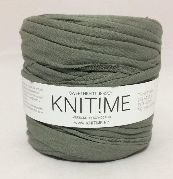 Товар для рукоделия Knit!Me Ленточная пряжа Sweetheart Jersey - SJ423 - фото 1