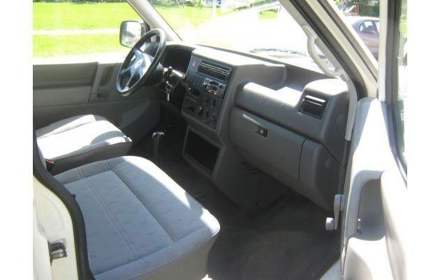Аренда авто Volkswagen Transporter T4 2003 г.в. - фото 4