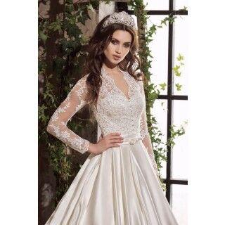Свадебное платье напрокат Nora Naviano Платье свадебное Belinda - фото 2