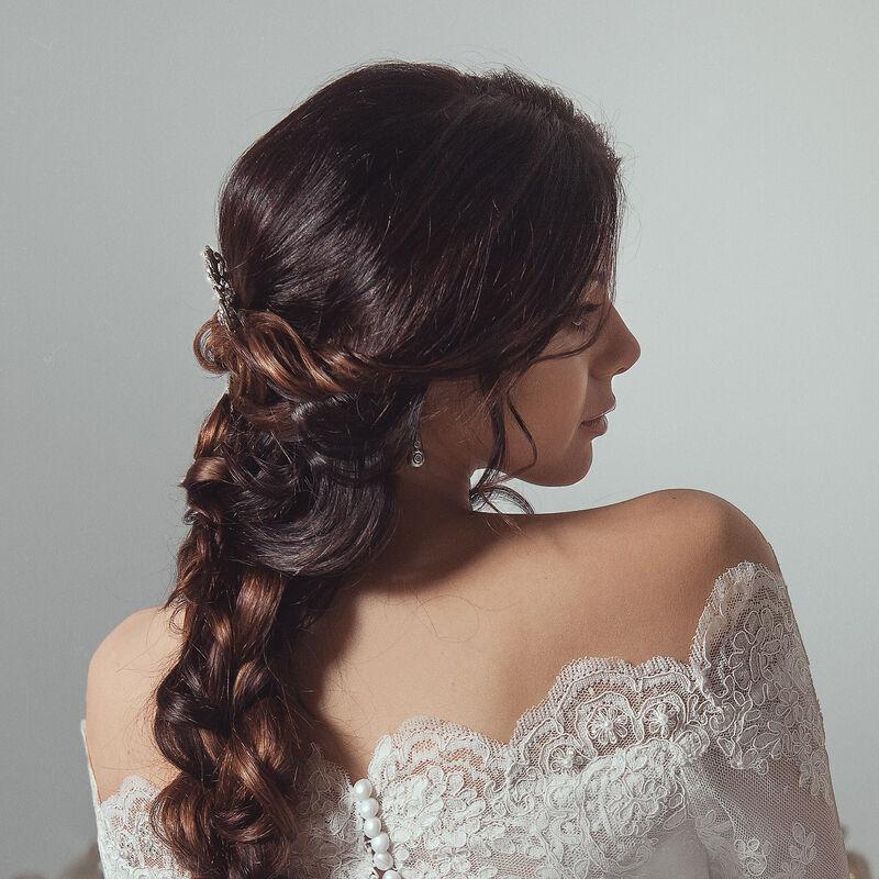 Свадебное платье напрокат Артемида Платье свадебное Donatella - фото 4
