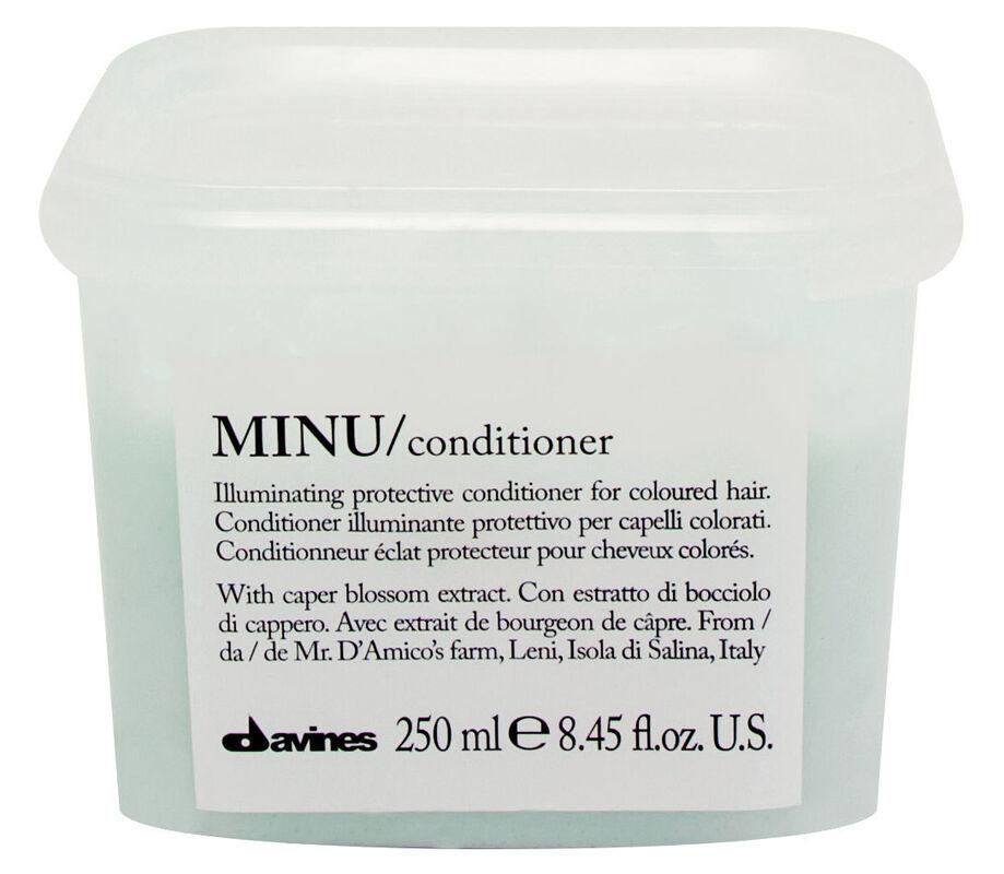 Уход за волосами Davines Защитный кондиционер для сохранения косметического цвета волос MINU / conditioner - фото 1