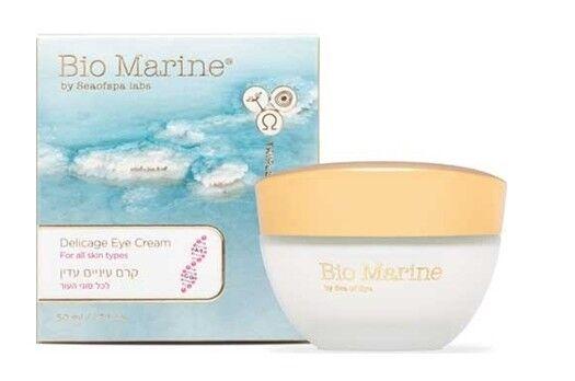 Уход за лицом Sea of Spa Нежный крем для кожи вокруг глаз Bio Marine 50 мл - фото 1