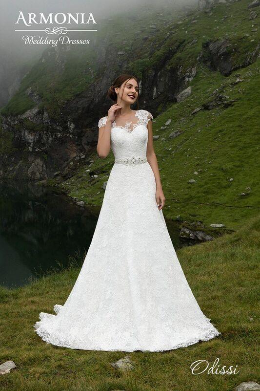 Свадебный салон Armonia Платье свадебное Odissi - фото 1