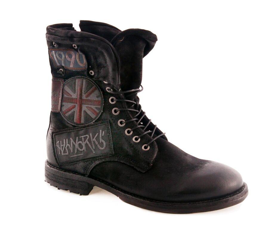 Обувь мужская A.S.98 Ботинки мужские 390205 - фото 1