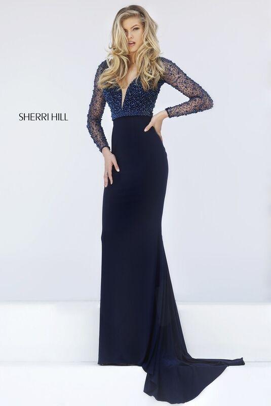 Вечернее платье Sherri Hill Вечернее платье 50060 - фото 3