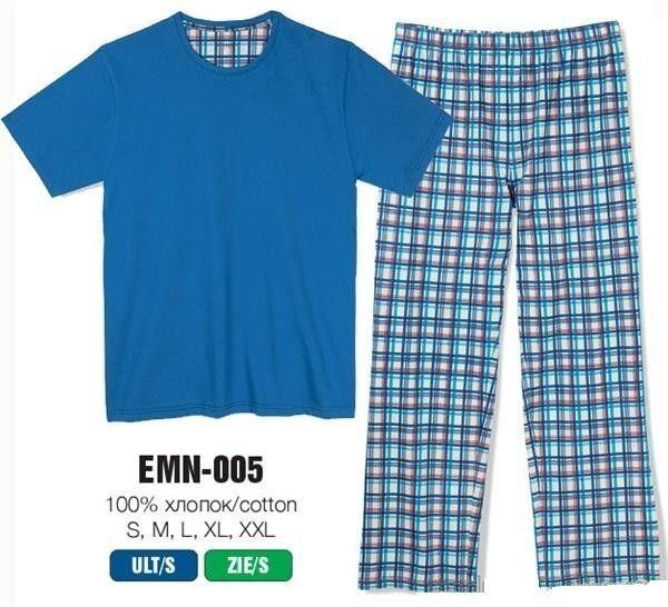Одежда для дома мужская Embajador Пижама мужская EMN-005 - фото 2
