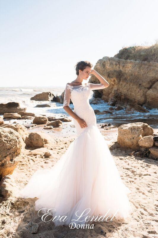Свадебное платье напрокат Eva Lendel Свадебное платье Donna - фото 2