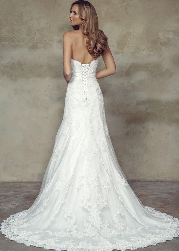 Свадебное платье напрокат Mia Solano Платье свадебное «Briony» - фото 2