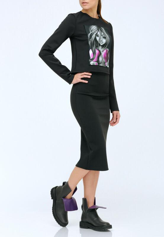 Кофта, блузка, футболка женская Coo Culte Топ 13 - фото 1