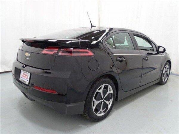 Аренда авто Chevrolet Volt 2014 г.в. - фото 3