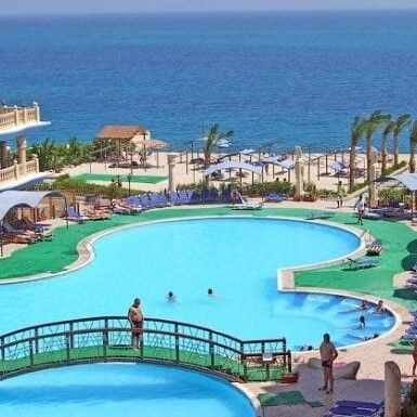 Туристическое агентство География Пляжный авиатур в Египет, Хургада, Sphinx Aqua Park Beach Resort 5* - фото 1