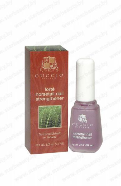 Уход за телом Cuccio Naturale Средство с экстрактом хвоща для укрепления ногтей - фото 1