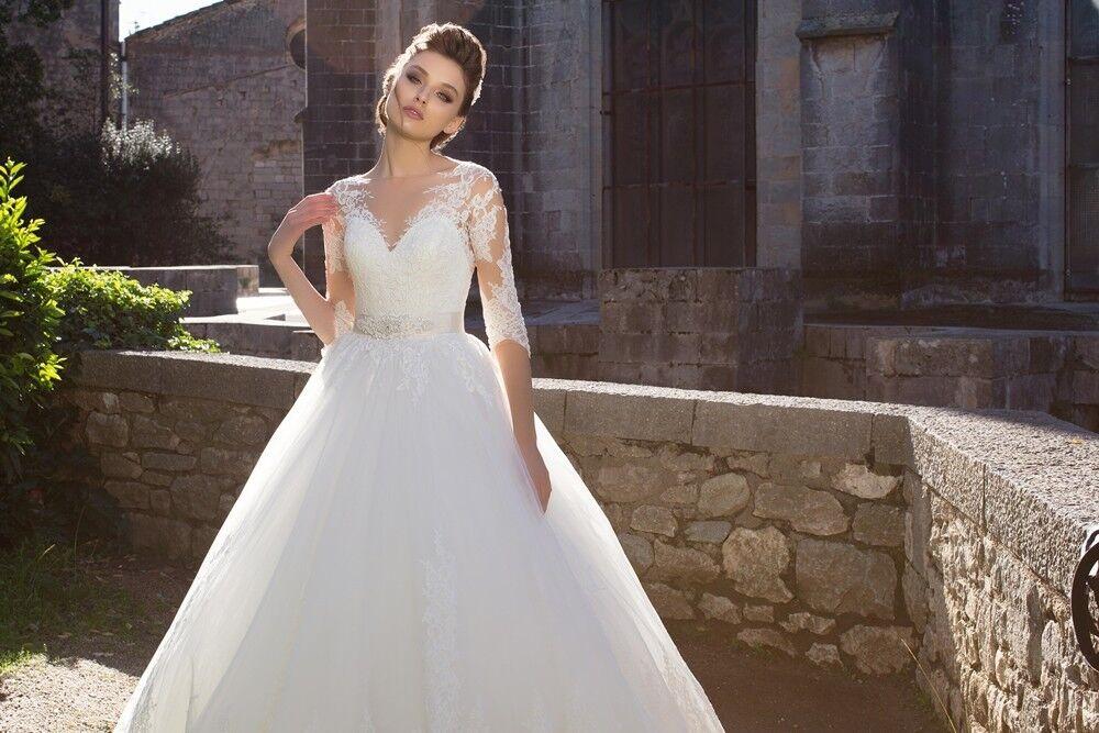 Свадебный салон Bonjour Galerie Свадебное платье «Caprice» из коллекции LA SENSUALITE - фото 3