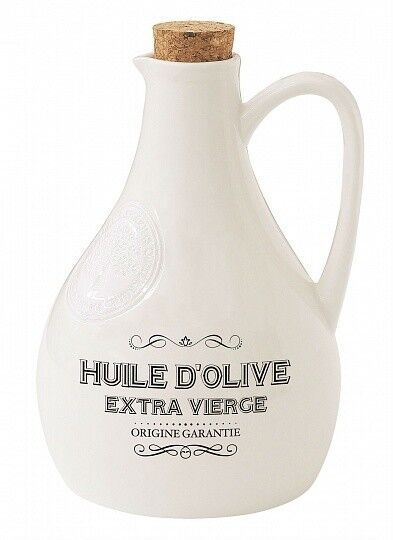 Подарок Nuova R2S Кувшин с крышкой для оливкового масла «Les Delices Des Gourmets» 500 мл, R0834#DEGO - фото 1