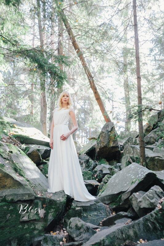 Свадебное платье напрокат Lanesta Свадебное платье Bliss - фото 2