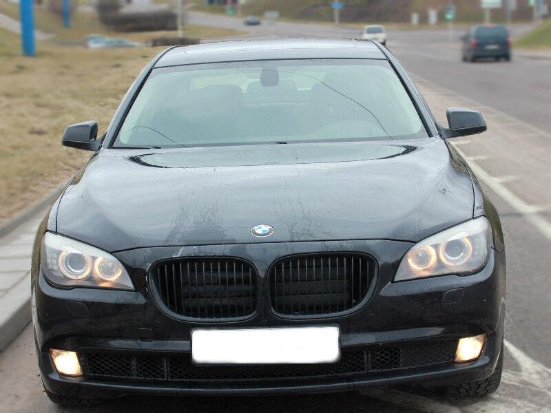 Прокат авто BMW 7 F02 - фото 2