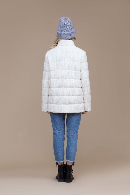 Верхняя одежда женская Elema Куртка женская утепленная 6-8205-1 - фото 2