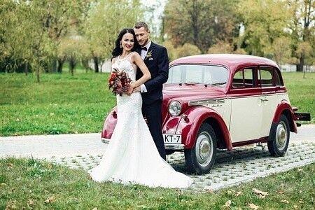 Прокат авто Москвич 401 1955 - фото 8