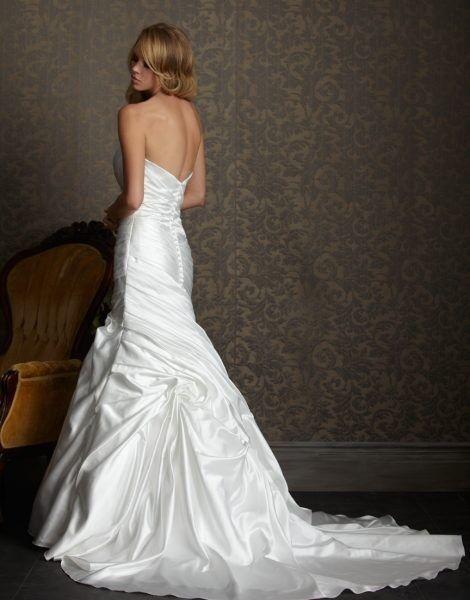 Свадебное платье напрокат Allure Bridals Платье свадебное 2518 - фото 2